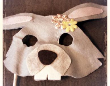 Rabbit Mask 3 - Rentable Item