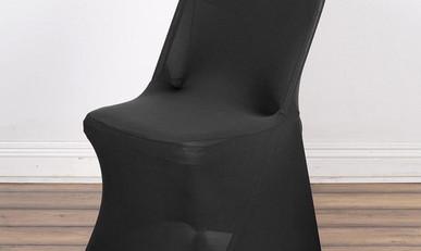 Black Folding Spandex