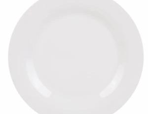 10.5 In White Dinner