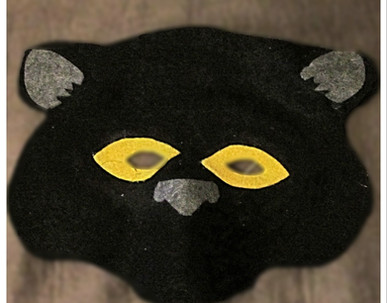 Jaguar Mask - Rentable Item