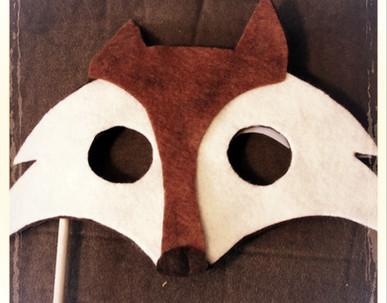 Fox Mask 2 - Rentable Item
