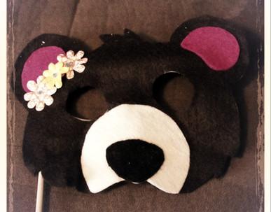 Bear Mask 3 - Rentable Item