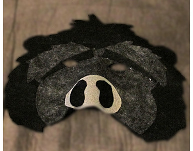 Gorilla Mask - Rentable Item