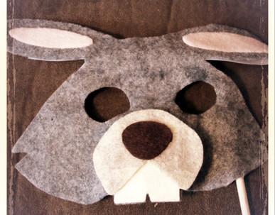 Rabbit Mask 2 - Rentable Item