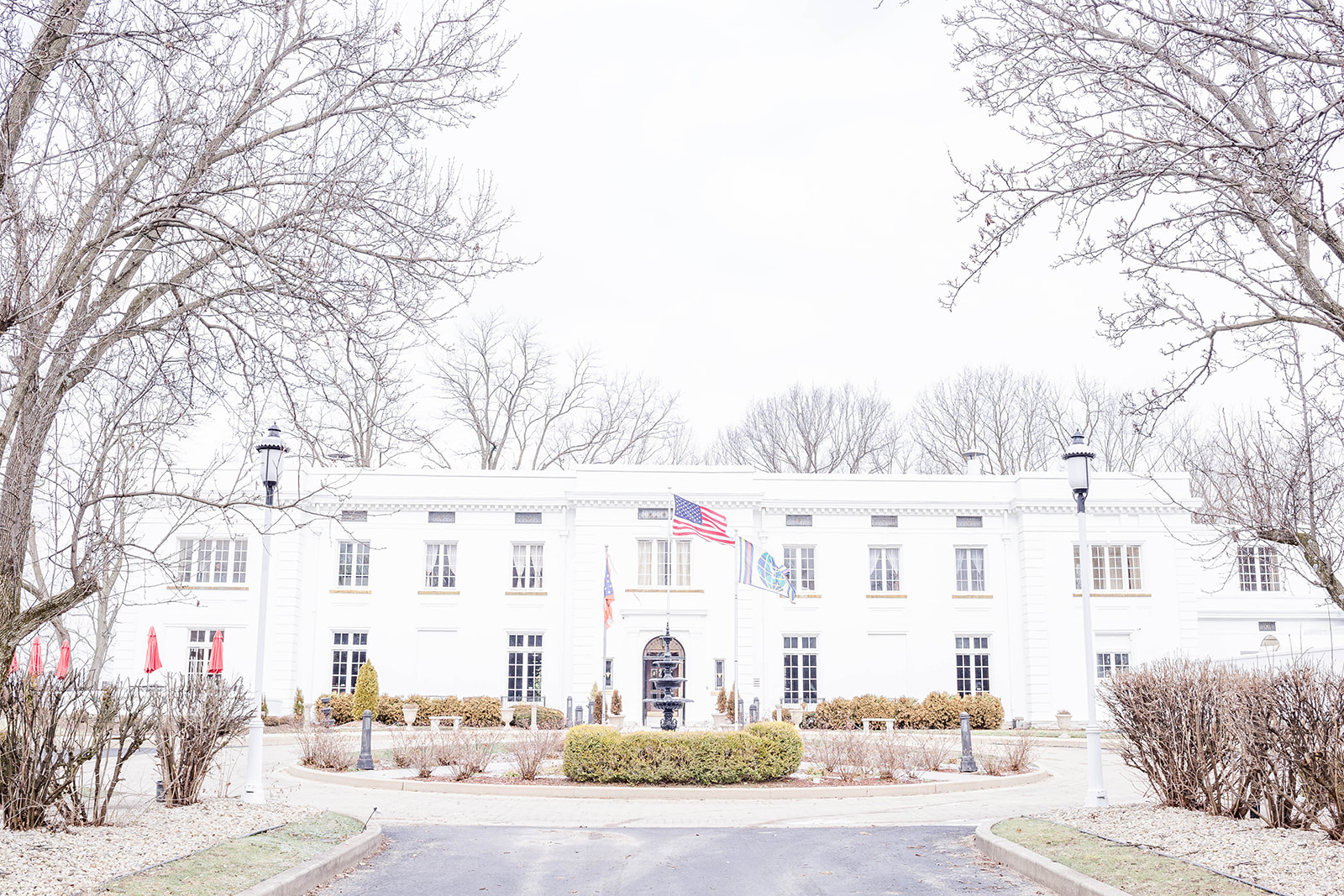 The Cox Mansion
