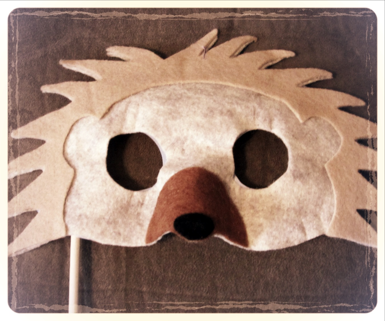 Hedgehog Mask