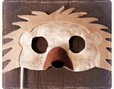 Hedgehog Mask 4 - Rentable Item
