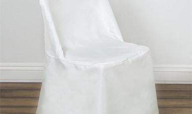 Ivory Folding Polyester
