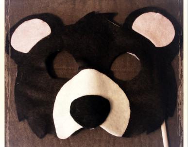 Bear Mask 4 - Rentable Item