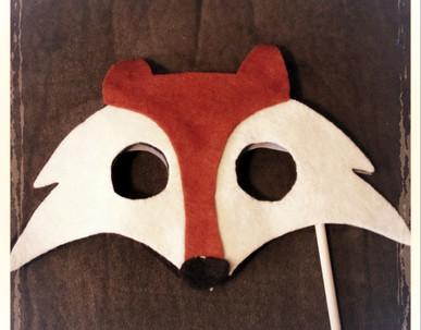 Fox Mask 4 - Rentable Item