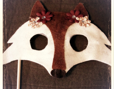 Fox Mask 1 - Rentable Item