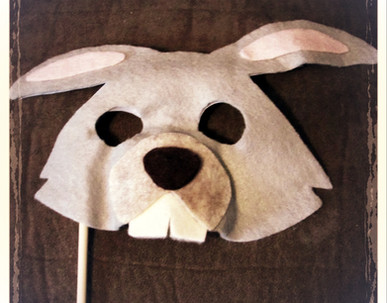 Rabbit Mask 4 - Rentable Item
