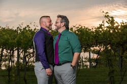 Vineyard Spring Wedding