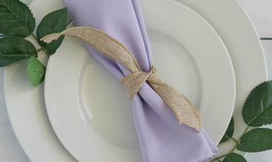 20 In. Lavender Napkins