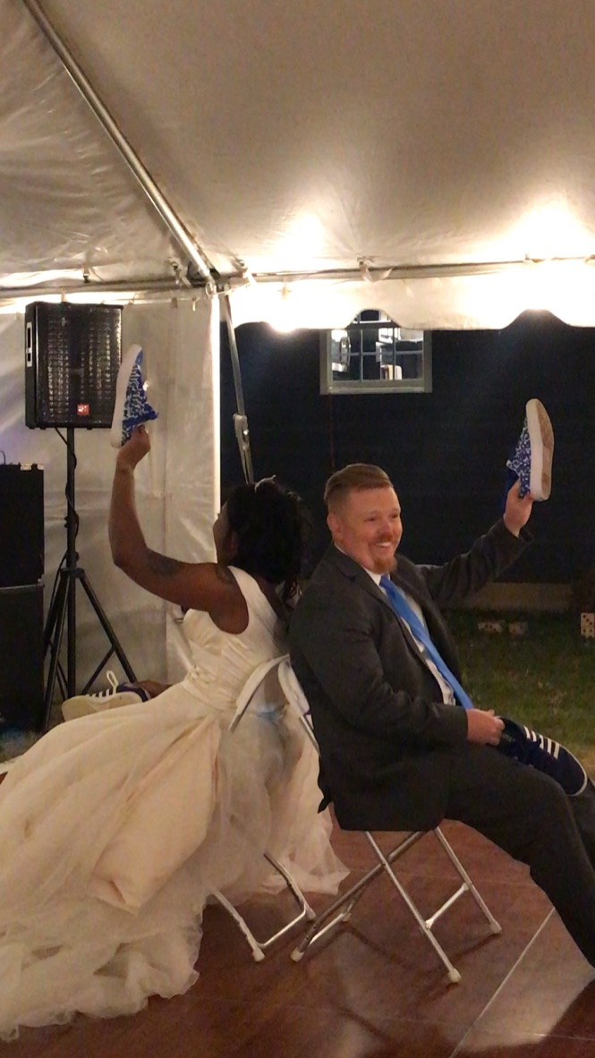 Shoe-ly Wed Game
