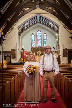 The NEW Mr. & Mrs. Bingle