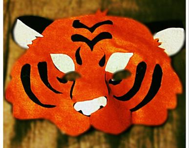 Tiger Mask - Rentable Item