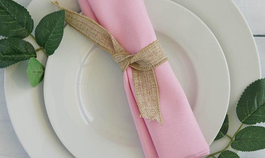 20 In. Pink Napkins