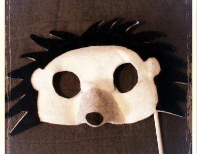 Hedge Hog Mask 2 - Rentable Item