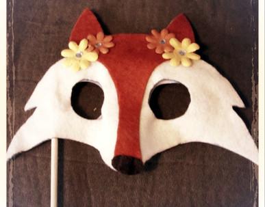 Fox Mask 3 - Rentable Item