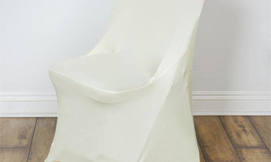 Ivory Folding Spandex