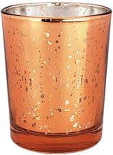2.75'' Copper Votive Tealight Candle Holder - Rentable Item