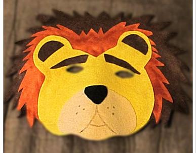 Lion Mask - Rentable Item