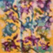 Iris Frenzy_acrylic on canvas_20x20_Alic