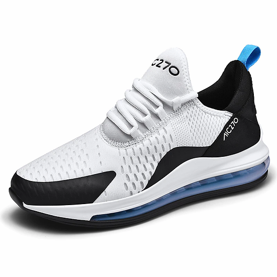 2021 Brand Men Running Shoes Breathable Male Trainers Sneakers Zapatillas Hombr