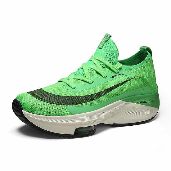 Spring New Arrival Sneakers Women Brands Unisex Knit Breathable Women Shoes Jog