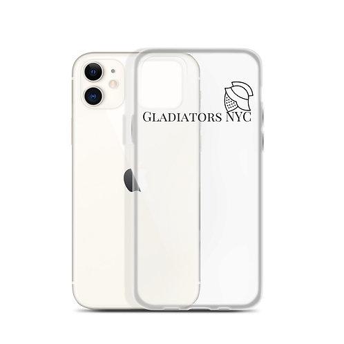 Gladiators NYC iPhone Case w/logo