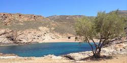 Off road North Mykonos