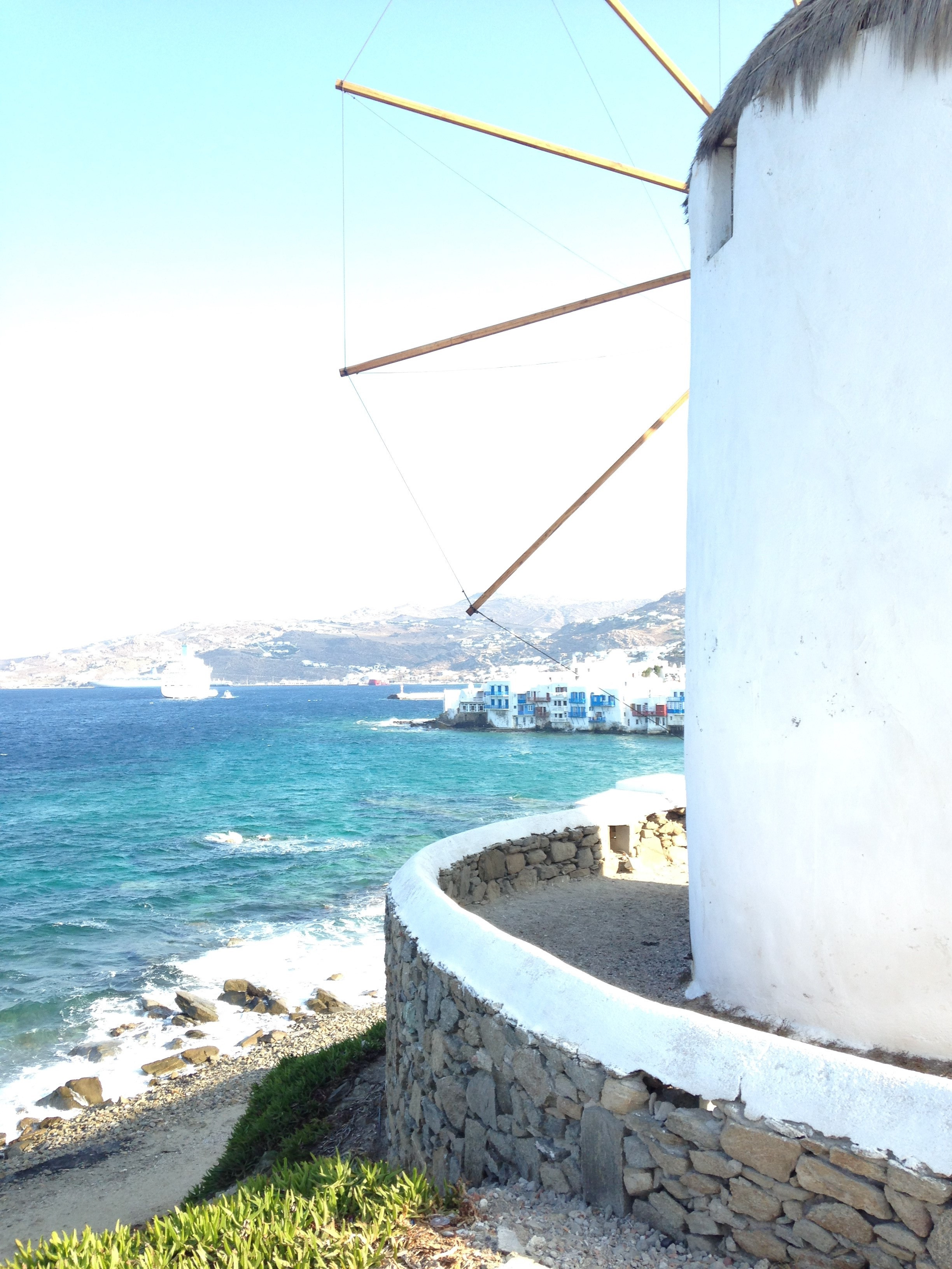 Private Walking Experience Mykonos Town