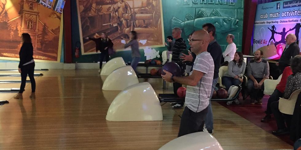 Soirée bowling - Janvier