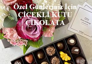 Özel Günler Çiçekli Çikolata Banner.png