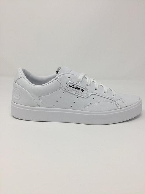Adidas Sleek W Vegan Leather White