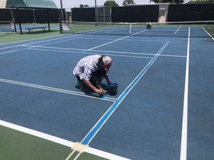 WILDFLOWER GETS 4 MORE PICKLEBALL COURTS