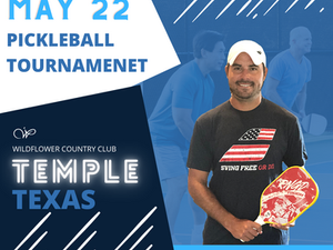 PICKLEBALL TOURNAMENT | PADDLES FOR A PURPOSE