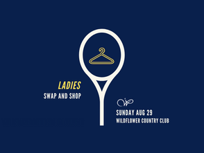 LADIES SWAP AND SHOP | AUG 29