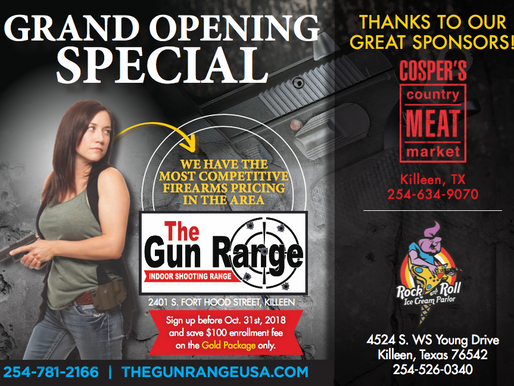 Grand Opening Special