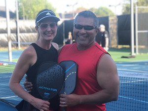 WED AUG 25 | PICKLEBALL OPEN PLAY W/CHALLENGE COURT