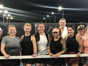 """""""I WAS ON THE EDGE OF MY SEAT LAST NIGHT""""  WF 3.5 TENNIS LEAGUE"""