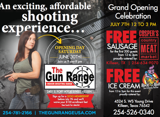 Grand Opening Celebration July 7th