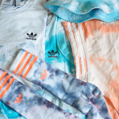 How to Get Perfect Tie-Dye Every Time with adidas