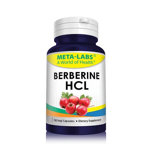 BERBERINE HCL 90 Vegi Capsules