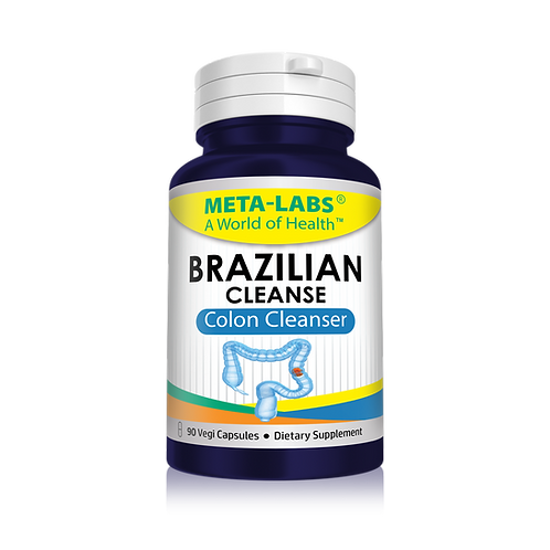 BRAZILIAN CLEANSER 90 Vegi Capsules