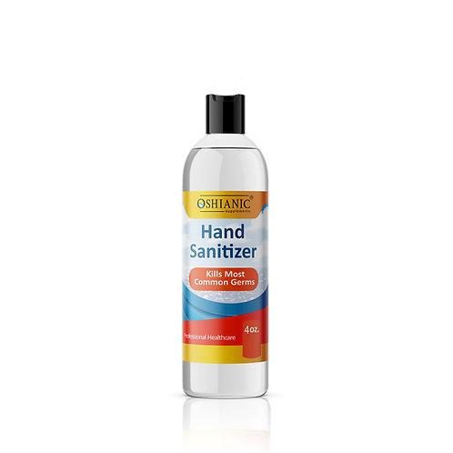 Hand Sanitizer 4 oz