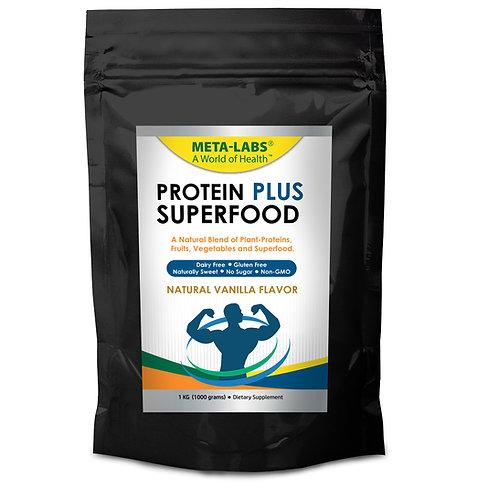 SUPER FOOD, 1 KG, VITAMIN A, VITAMIN D3, MAGNESIUM