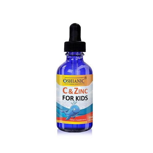 C & Zinc For Kids