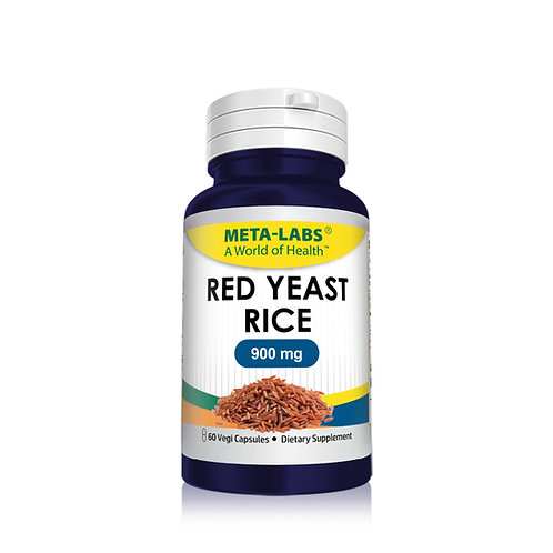 RED YEAST RICE 60 CAPSULLES 955A.